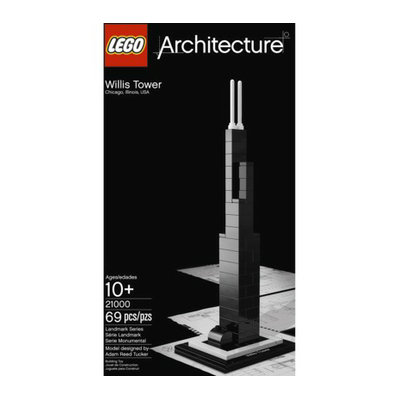 LEGO Architecture Set - Willis Tower 21000