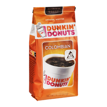 Dunkin' Donuts Ground Coffee Colombian Medium Roast