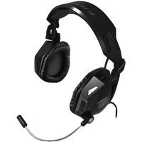 Mad Catz Stereo PC Headset (Gloss Black)