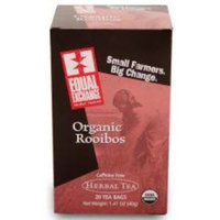 Equal Exchange Organic Rooibos Tea Bags