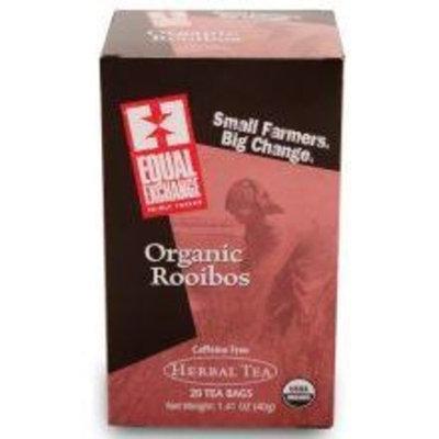 Equal Exchange Organic Rooibos Tea Bags