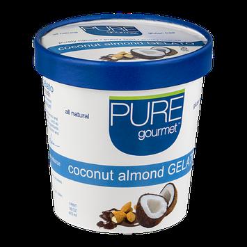 Pure Gourmet Gelato Coconut Almond