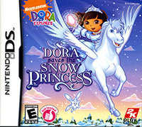 Take 2 Interactive Dora the Explorer  Dora Saves the Snow Princess
