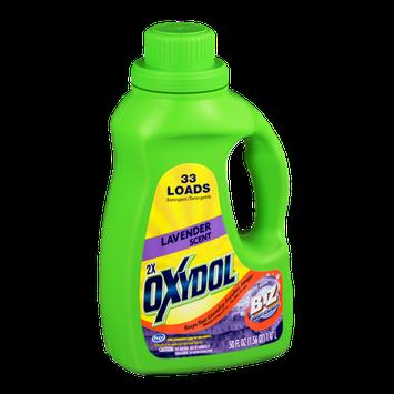 2X Oxydol Lavender Scent Laundry Detergent - 33 Loads