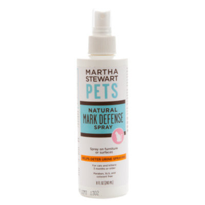 Martha Stewart PetsA Natural Mark Defense Cat Spray