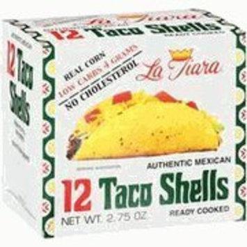 La Tiara Taco Shells, 12-count Box (Two Boxes)