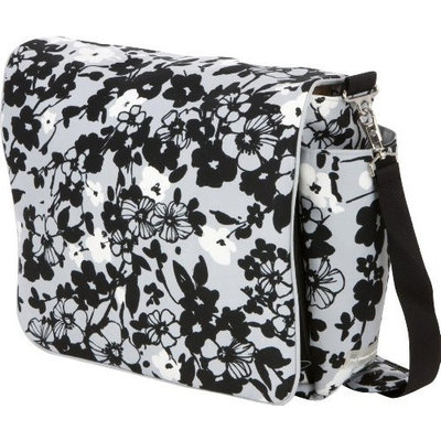 The Bumble Collection Jessica Messenger/Backpack, Evening Bloom (Discontinued by Manufacturer)