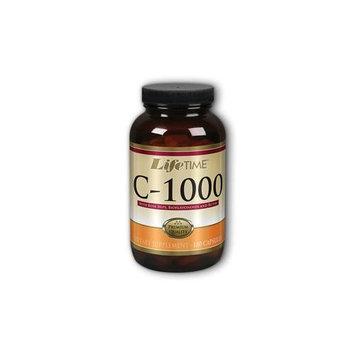 C-1000 With Rosehips, Bioflavinoids and Rutin LifeTime 180 Caps