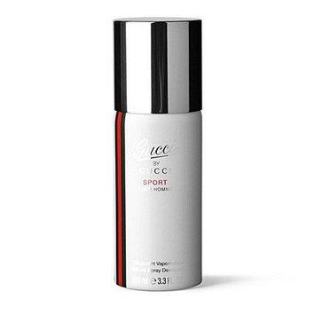 GUCCI Sport Deodorant Spray for Men, 3.3 Ounce
