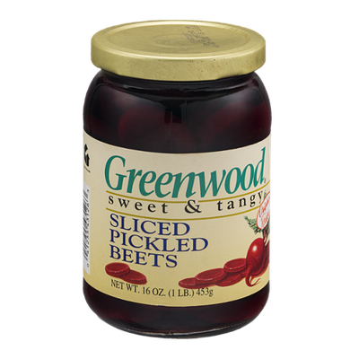Greenwood Sweet & Tangy Sliced Pickled Beets