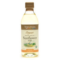 Spectrum Naturals Organic Sunflower Oil
