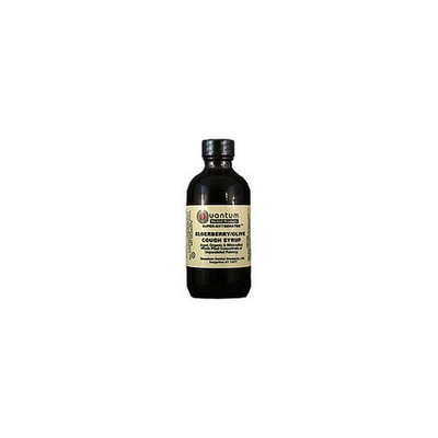 Quantum Herbal Products Elderberry/Olive Cough Syrup 4oz