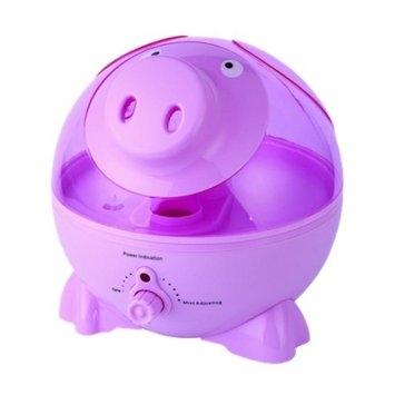 Sunpentown Ultrasonic Humidifier - Pink Pig (SU3751)