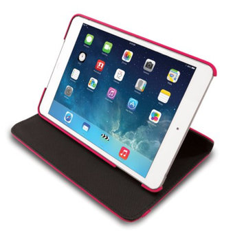 iHome IH-IM1250R Apple iPad mini Swivel Case, Red