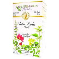 Celebration Herbals Tea Gotu Kola Tea Organic
