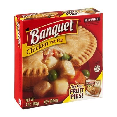 Banquet Pot Pie Chicken Reviews | Find the Best Frozen Entrees ...