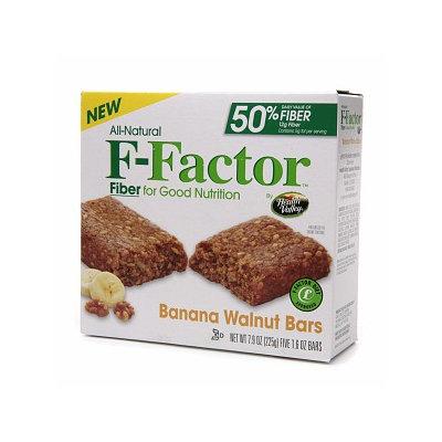 F-Factor Banana Walnut Bars