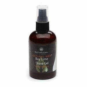 Botanical Skin Works Bay Lime Shave Gel