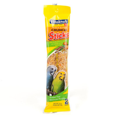 VitakraftA Crunch Sticks Parakeet Treat