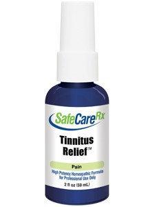 Safecare Rx Tinnitus Relief 2 oz
