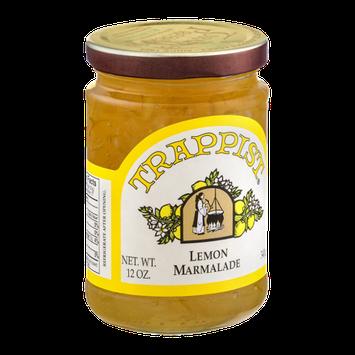 Trappist Lemon Marmalade