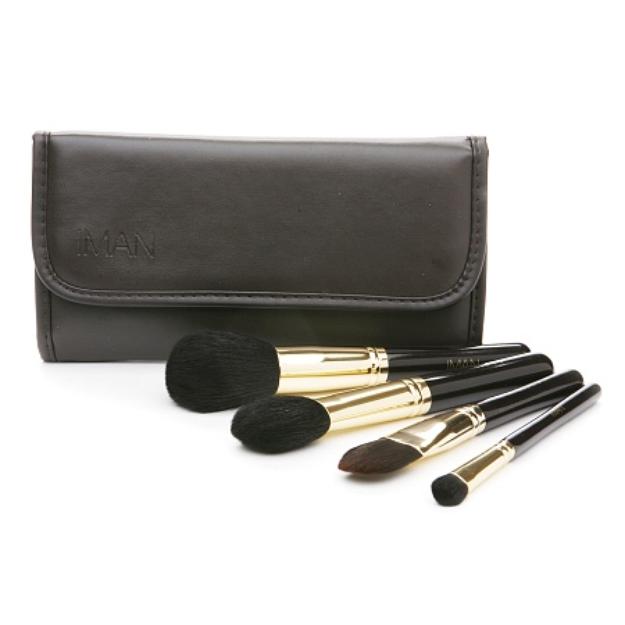 IMAN Makeup Brush Collection