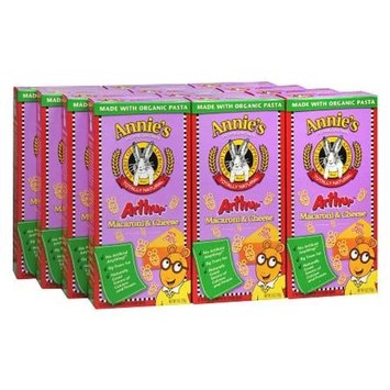 Annie's Homegrown Macaroni & Cheese 12 Pack