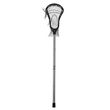 J. Debeer & Son Inc. Gait Lacrosse Torque and 803 Complete Stick Black and Sliver