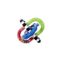 Sassy Discovery Loop Baby Teether Toy (Discontinued by Manufacturer)