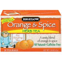 Bigelow Orange and Spice Herb Tea