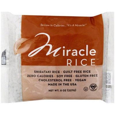 Generic Miracle Rice Shirataki Rice, 8 oz, (Pack of 6)