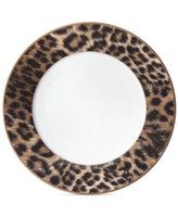 Ralph Lauren Hutchinson Leopard Dinner Plate