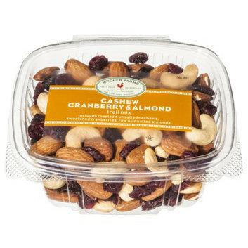 Archer Farms Trail Mix Cashew Cranberry Almond 9oz