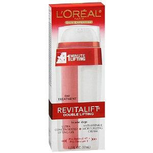 L'Oréal Advanced RevitaLift Double Lifting Intense Re-Tightening Gel & Anti-Wrinkle Treatment