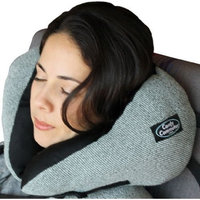 Comfy Commuter Neck Pillow - made in USA!