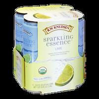 R.W. Knudsen Sparkling Essence Organic Lime Sparkling Water