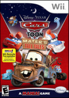 Disney Interactive Cars Toon: Mater's Tall Tales