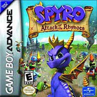 Vivendi Games Spyro: Attack of the Rhynocs