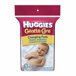 Huggies Changing Pads