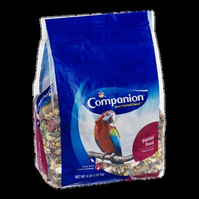 Companion Parrot Food