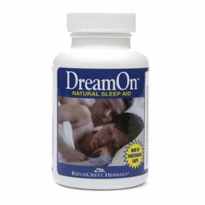 Ridgecrest Herbals DreamOn