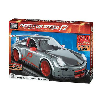 Mega Brands Need for Speed Playset 95722