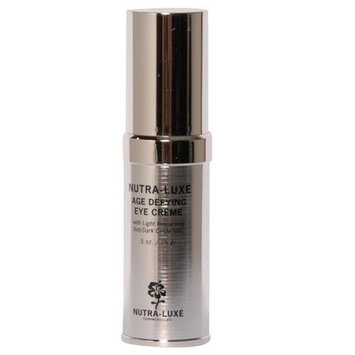 Nutra Luxe M.d Nutra Luxe MD Age Defying Eye Creme, .5-Ounce Box