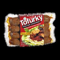 Turtle Island Foods Tofurky Italian Sausage with Sun-Dried Tomatoes and Basil