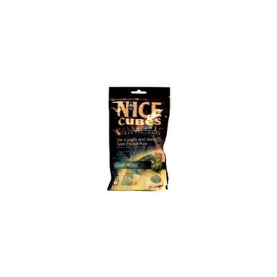 N'ICE Nice Lozenges Cubes with Mint Flavor - 25 ea
