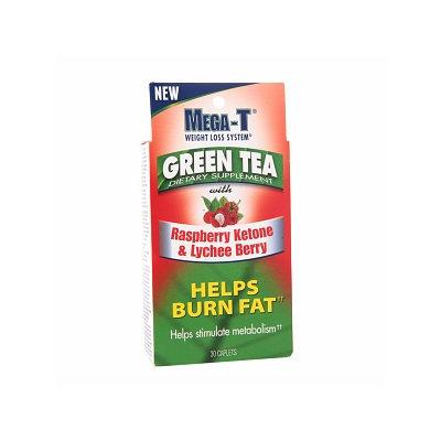 Mega-T Green Tea with Raspberry Ketone & Lychee