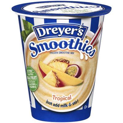Edy's Smoothies Tropical Frozen Smoothie Mix