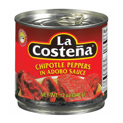 La Costena : In Adobo Sauce Chipotle Peppers