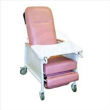 Drive Medical 3 Position Heavy Duty Bariatric Geri Chair Recliner, Rosewood, 1 ea