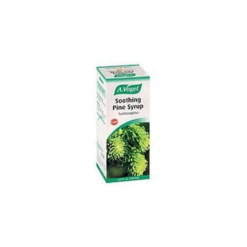 A. Vogel COUGH SYRUP,SOOTHING PINE pack of 7
